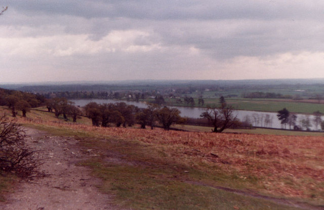 Bradgate Park and Cropston Reservoir