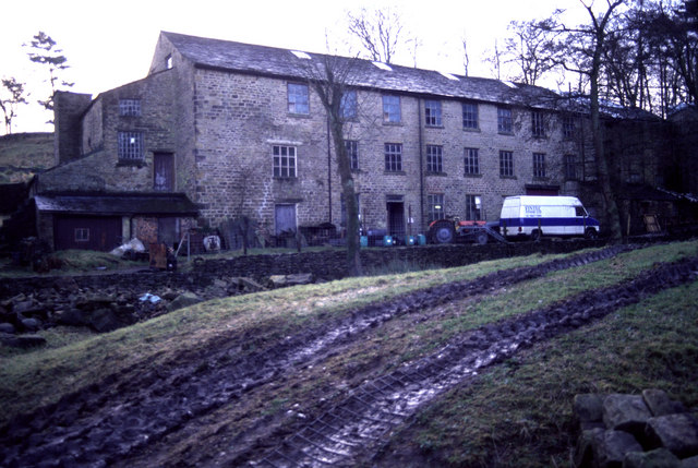 Lumb Hole Mill.