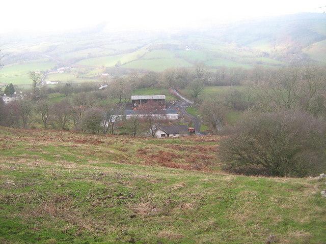 Bryn Difyr farm