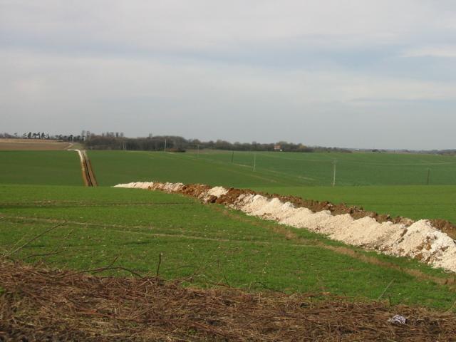 New pipeline across the fields