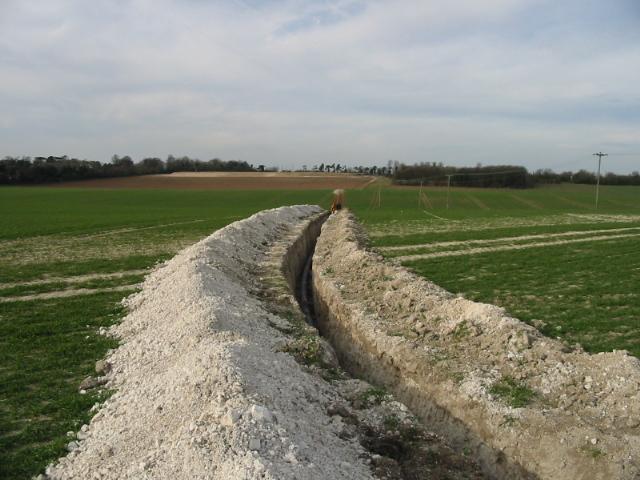 New pipeline towards Updown Farm