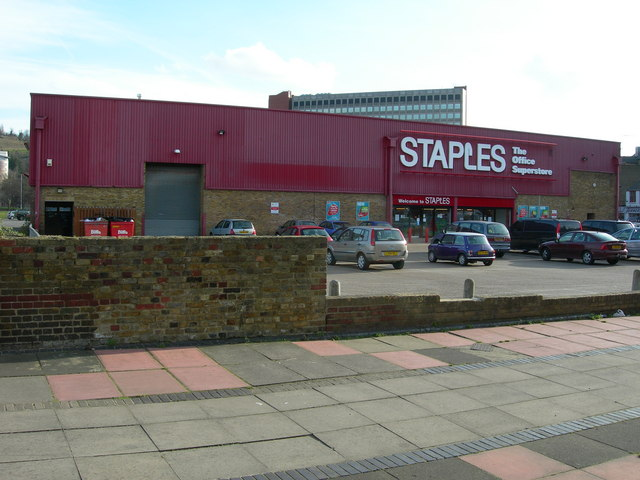 Staples Office Superstore, Chatham