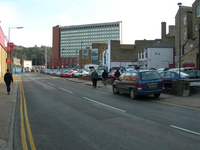 Medway Street, Chatham
