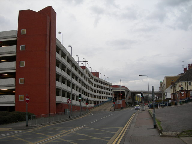 The Brook Car Park, Chatham