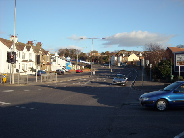 King Offa Way, Bexhill-on-Sea
