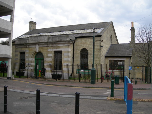 Old Brook Pumping Station, Chatham