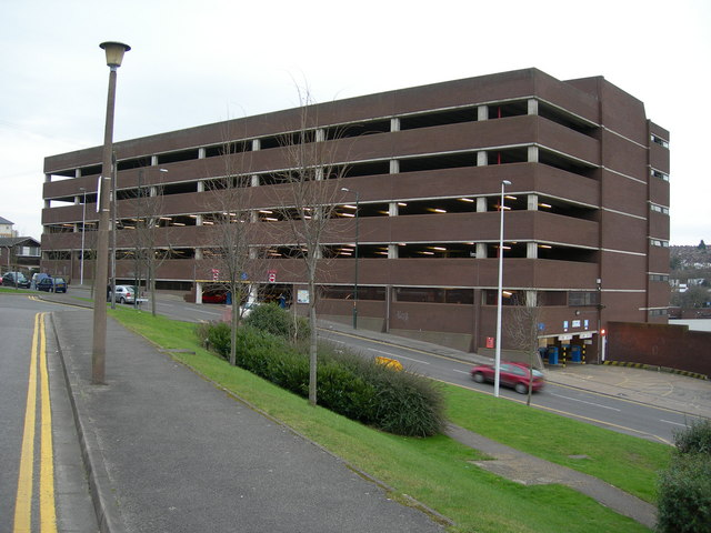 Market Hall Multi Storey Car Park, Chatham