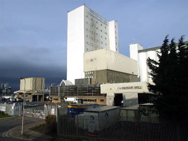 Chancelot Mill, Leith