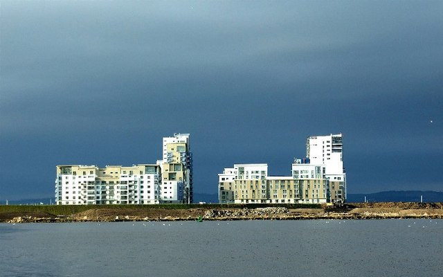 Shore development, Leith