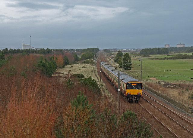 Railway, Irvine