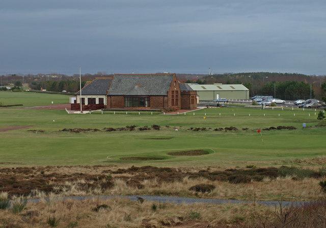 Glasgow Gailes golf course.