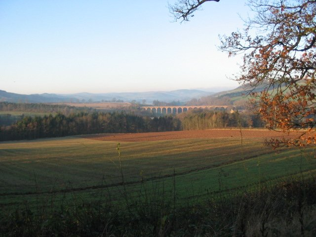 Viaduct from Glenswood  road