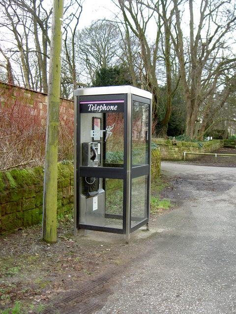 Brimstage Telephone Box.