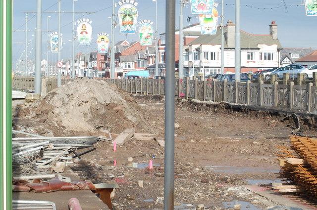 Tramway construction