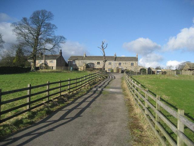 High Cross Moor Farm