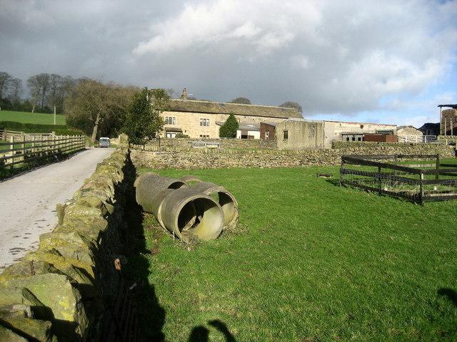 Farm near Cowling Bridge