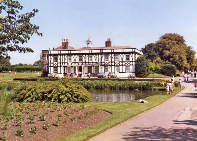 Broomfield House, Palmers Green, London N13