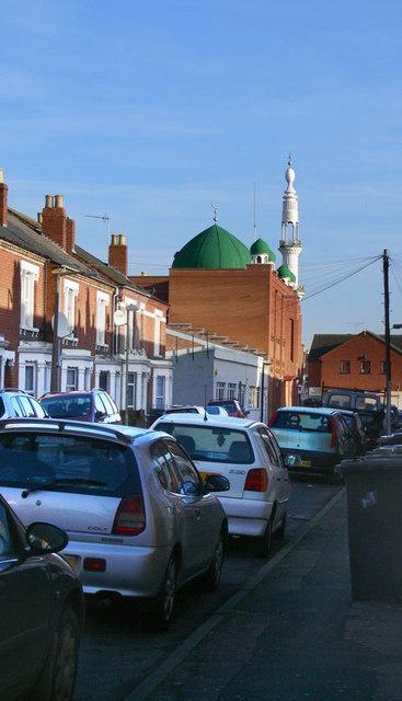 Mosque, Barton Road, Gloucester