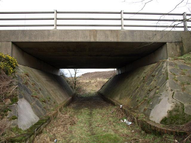 Underpass, Shewalton