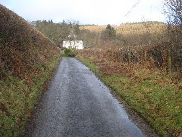 Mutton Dingle Lane