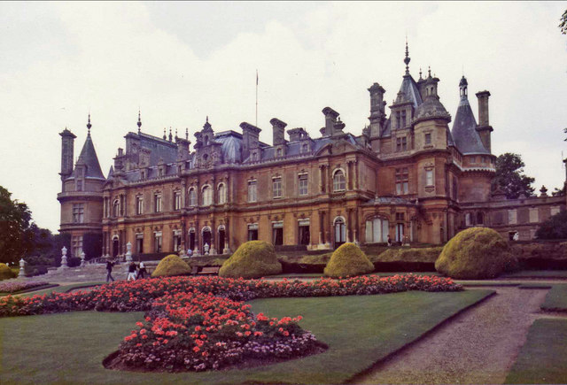 Waddesdon Manor, Buckinghamshire