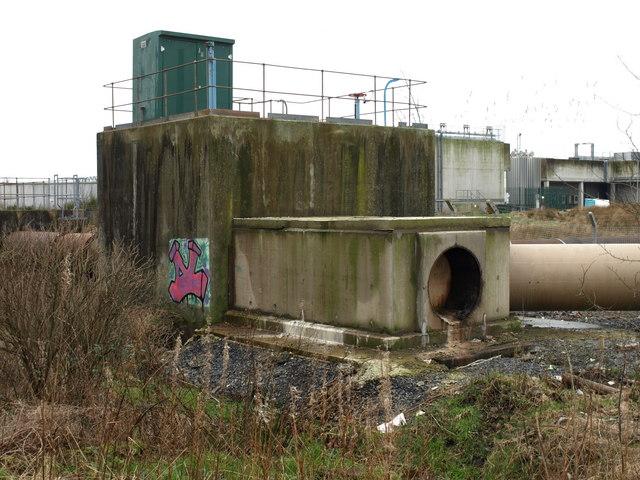 Sewage Works, Shewalton