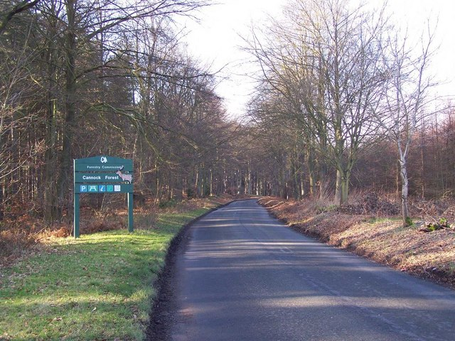 Startley Lane, Upper Longdon