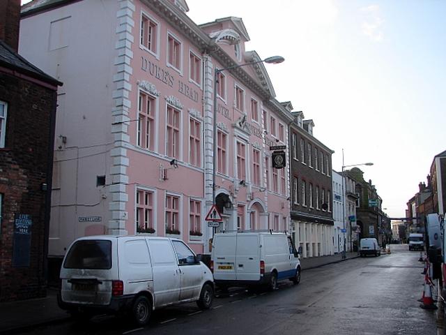 The Duke's Head Hotel