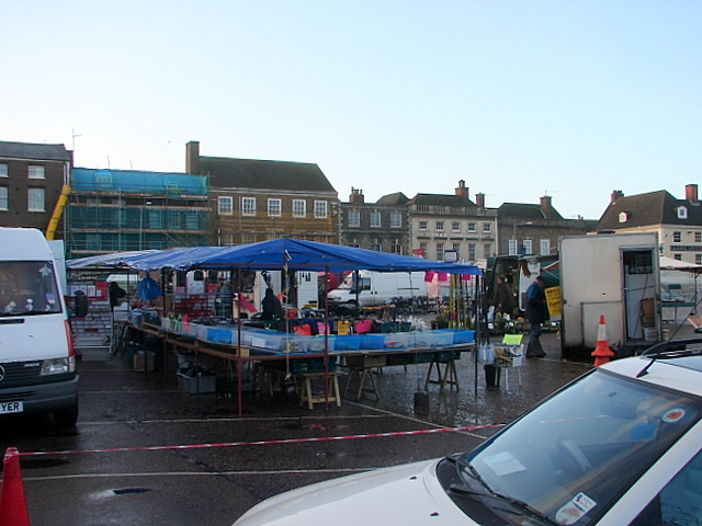 Tuesday Market Square, King's Lynn