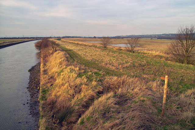 New River Ancholme - Footpath