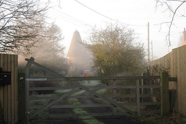 Crabtree Oast, Cradducks Lane, Staplehurst, Kent