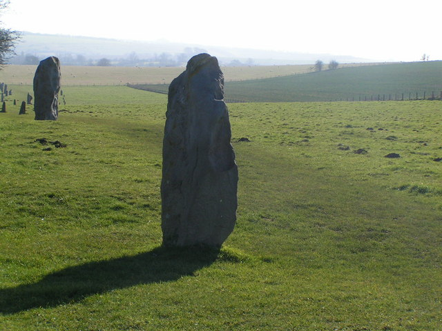 Stone Avenue at Avebury