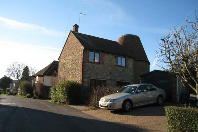 The Oast House, Walnut Tree Farm, Weavering Street, Boxley, Kent