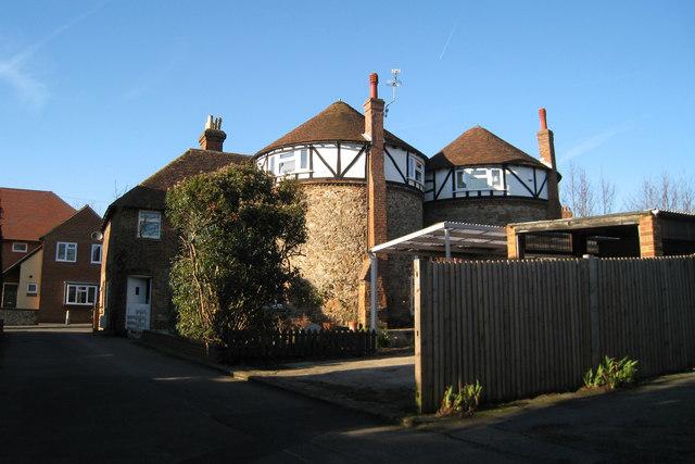 Oast House, Ivy Cottage, Weavering Street, Boxley, Kent