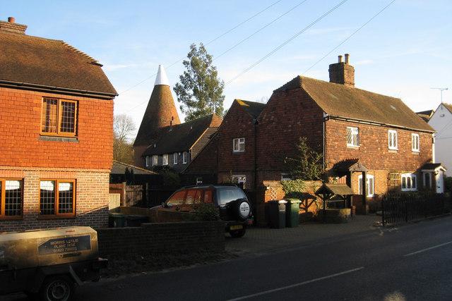 Rosemount Oast, Ware Street, Bearsted, Kent