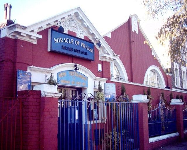 Church of God - Loftus Road