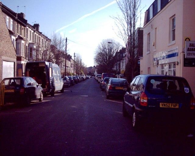 Devonport Road, W12