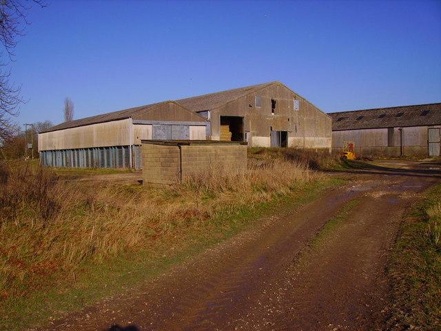 Barton Stacey - Wades Farm
