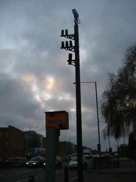 Speed Camera - Westway (A40)