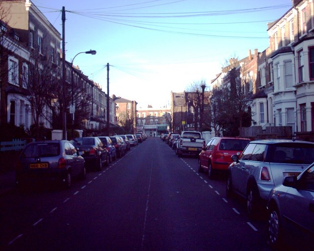 St. Stephen's Avenue, W12