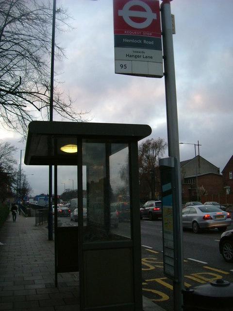 Bus Stop - Westway