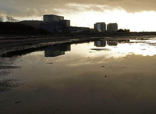 Hunterston Sands