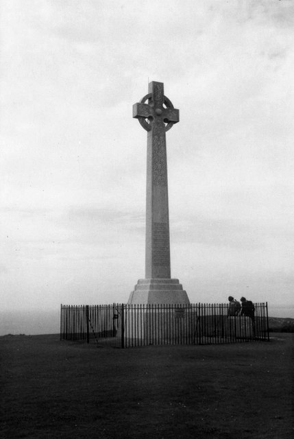 Tennyson's Monument, Tennyson Down, Isle of Wight
