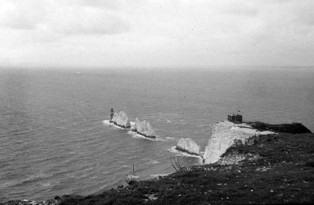 The Needles and Old Battery, Totland, Isle of Wight