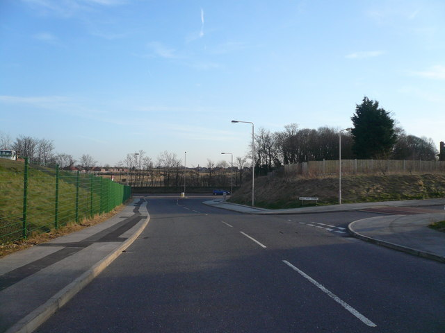 Mansfield Woodhouse - View from The Sidings