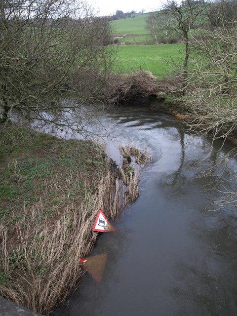 River Tamar at Crowford Bridge