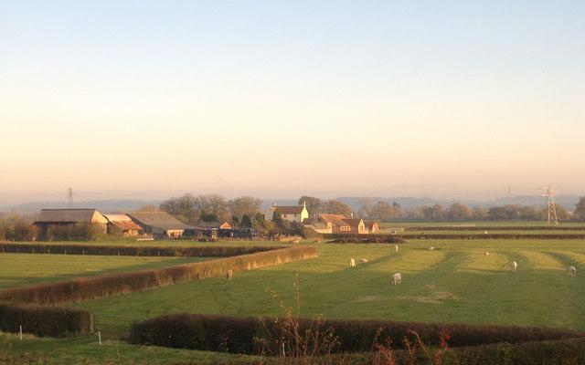 Knight's Farm, Shepperdine.