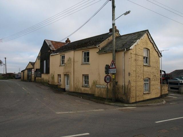 Balsdon Road, Whitstone