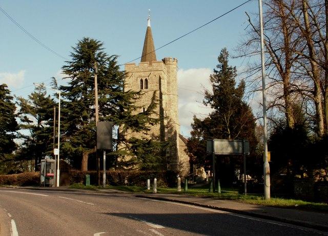 St. Mary's: the parish church of Runwell