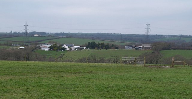 Crinacott Farm
